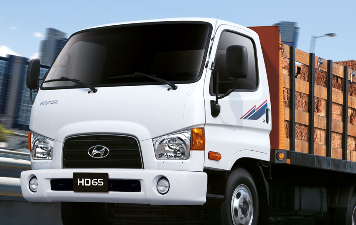 Ремонт грузовиков Hyundai (Хендай)