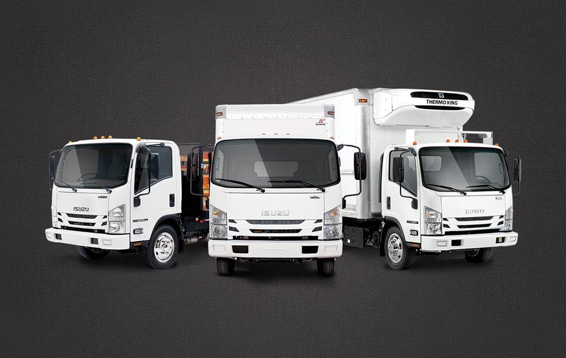 Ремонт грузовиков Isuzu (Исузу)