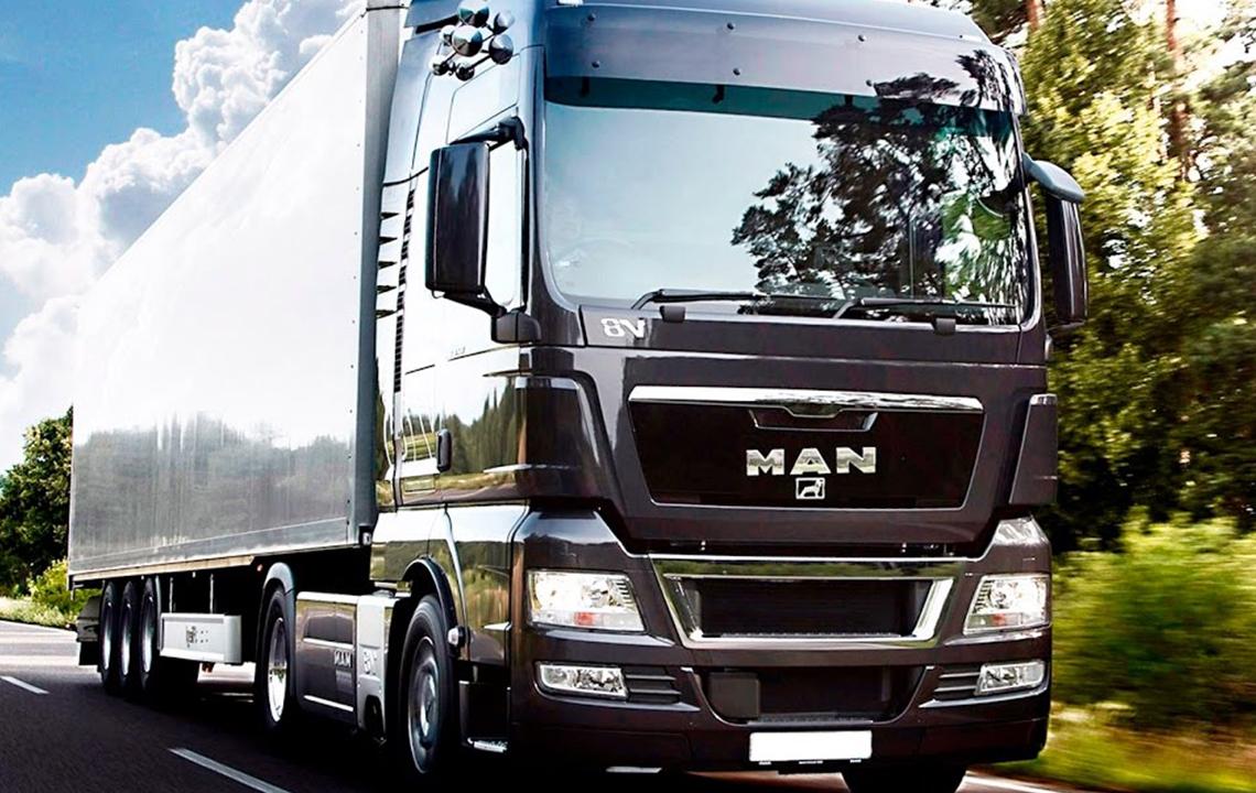 Ремонт грузовиков Man (Ман)
