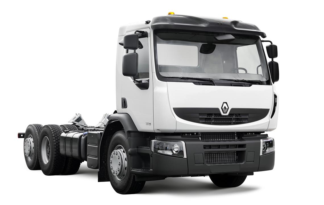 Ремонт грузовиков Renault (Рено)