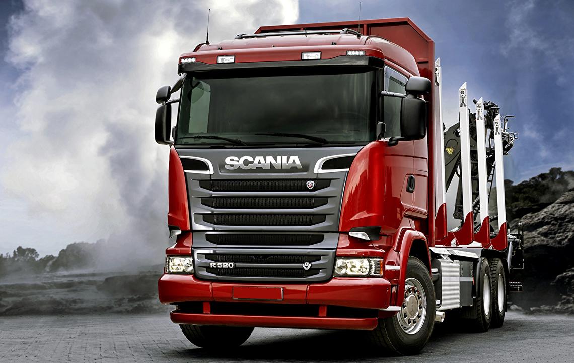 Ремонт грузовиков Скания (Scania)