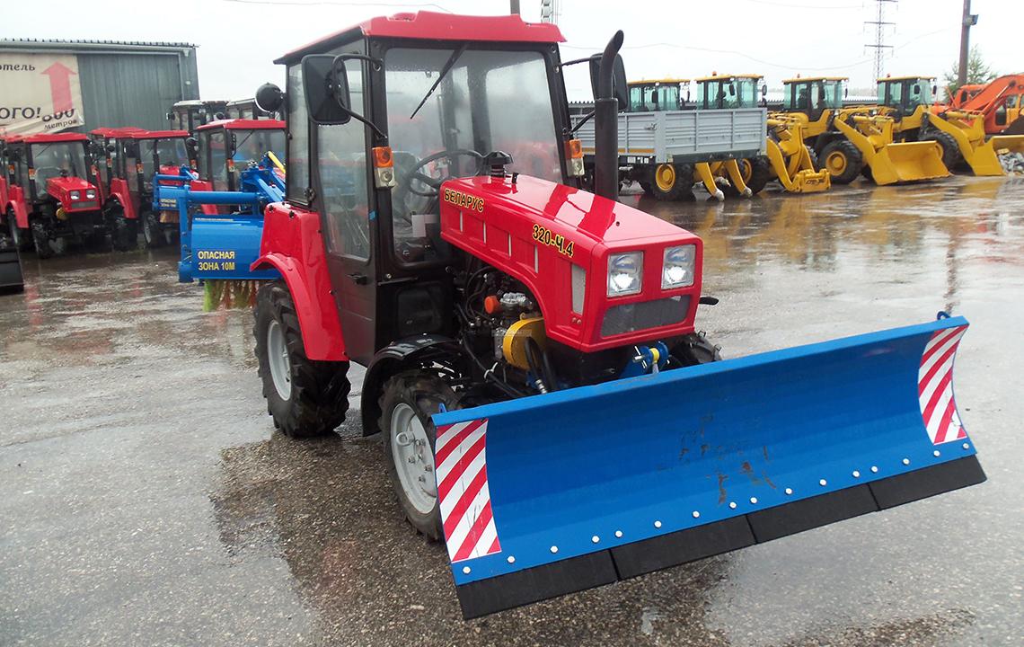 Ремонт трактора МТЗ-320