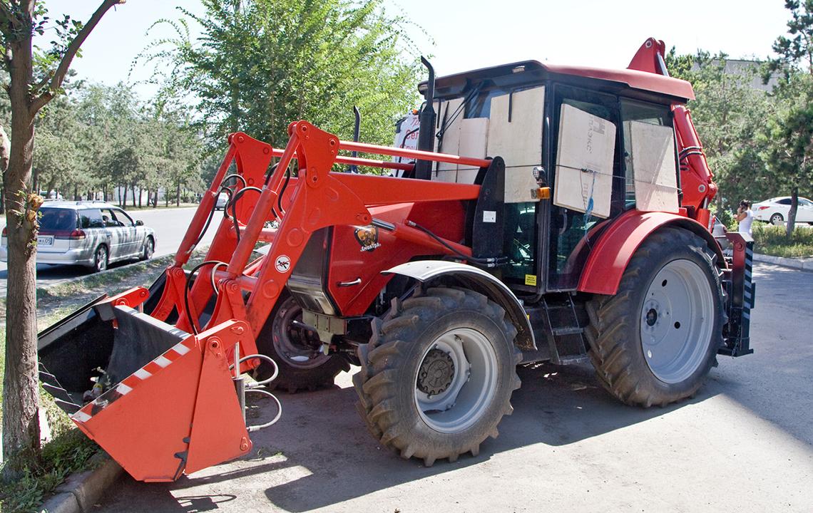 Ремонт трактора СМТ-90