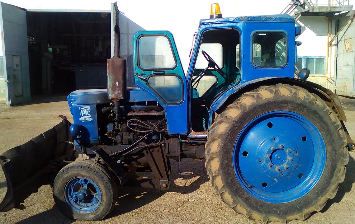 Ремонт трактора Т-40