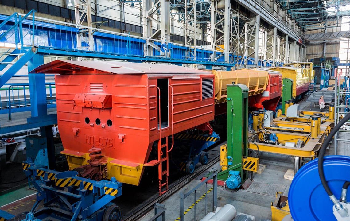 Ремонт тепловозов и локомотивов